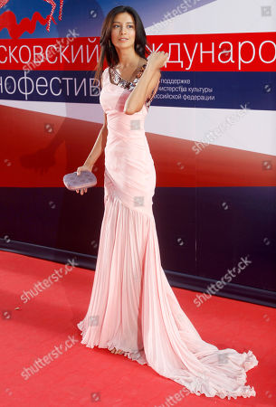 Editorial image of Russia Moscow Film Festival, Moscow, Russia
