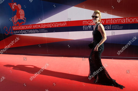 Renata Litvinova Renata Litvinova, Russian actress, director, and screenwriter walks on red carpet at the opening ceremony of the Moscow international film festival in Moscow, Russia