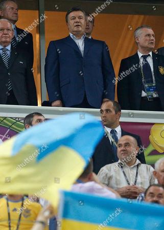 Editorial photo of Soccer Euro 2012 England Ukraine, Donetsk, Ukraine