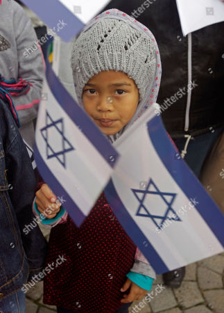 Editorial picture of South Africa Israel Trade