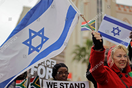 Editorial photo of South Africa Israel Trade