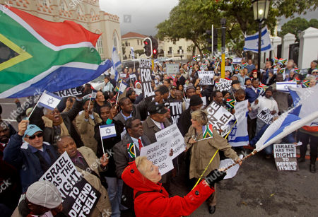 Editorial image of South Africa Israel Trade, Cape Town, South Africa