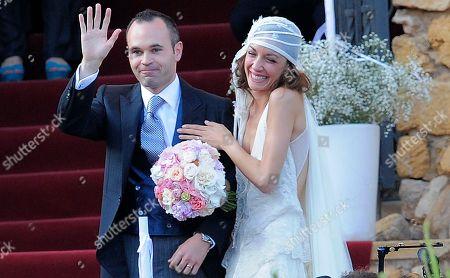 Editorial image of Spain Soccer Iniesta Wedding, TARRAGONA, Spain