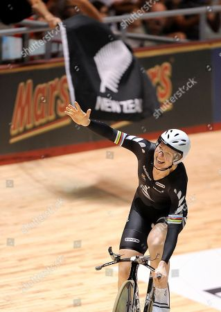 Editorial photo of Australia Cycling Track Worlds, Melbourne, Australia
