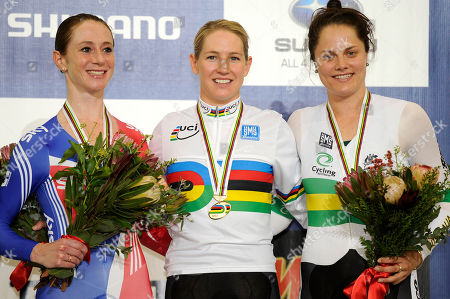Editorial image of Australia Cycling Track Worlds, Melbourne, Australia
