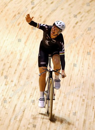 Alison Shanks New Zealand's Alison Shanks celebrates after winning the women's individual pursuit at the Track Cycling World Championships in Melbourne, Australia