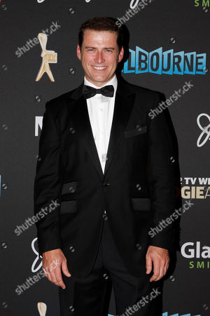 Karl Stefanovic Australian television personality Karl Stefanovic arrives for the Logies, an Australian television industry awards night, in Melbourne, Australia