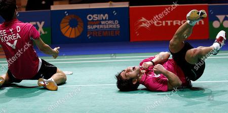 Editorial image of Britain Badminton