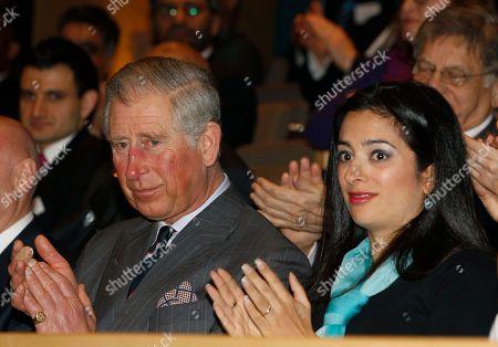 Editorial photo of Britain Jordan Royals