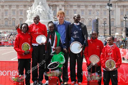 Editorial image of Britain London Marathon