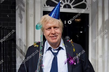 Boris Johnson Madame Tussauds London marked Boris Johnson's victory in the London mayoral election by giving him a post-party makeover. Boris Johnson won re-election Friday, triumphing in a closer-than-expected vote to secure a second term and his status as the unvarnished and unpredictable host of the 2012 Olympics