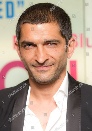 Amr Waked Egyptian actor Amr Waked arrives at the 'Salmon Fishing In The Yemen' European premiere at a west London cinema