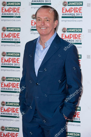 Quentin Wilson Quentin Wilson arrives for the Jameson Empire Awards at a central London venue