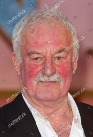 Bernard Hill Actor Bernard Hill arrives at the 'Titanic 3D' UK film premiere at the Royal Albert Hall in Kensington, West London, . The re-launch of the Titanic 3D version comes 15 years after the film was a huge box office hit