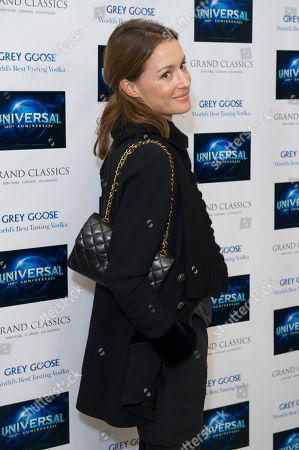 Georgina Rylance Georgina Rylance arrives for the Universal Pictures 100th Anniversary Grand Classics Screening event at a central London venue