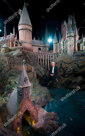 Editorial photo of Britain Warner Bros Studio Tour