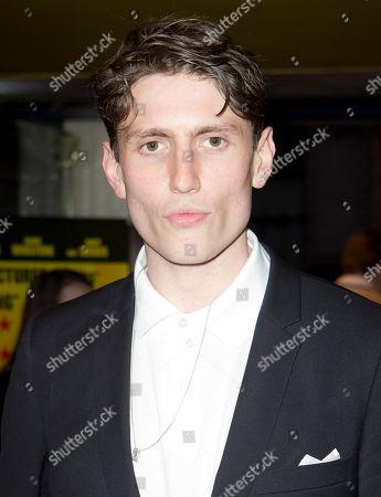 Morgan Watkins British actor Morgan Watkins arrives at the UK Premiere of Wild Bill at a central London cinema