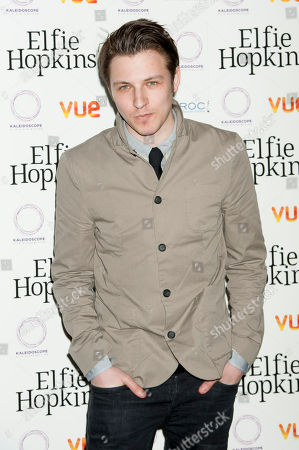 Will Payne Will Payne arrives for the World Premiere of Elfie Hopkins at a central London venue