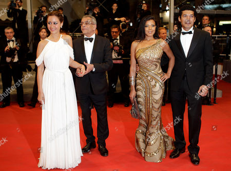 Editorial photo of France Cannes After the Battle Red Carpet, Cannes, France