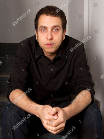 Brandon Cronenberg Director Brandon Cronenberg poses for a photograph prior to an interview with The Associated Press at the 65th international film festival, in Cannes, southern France