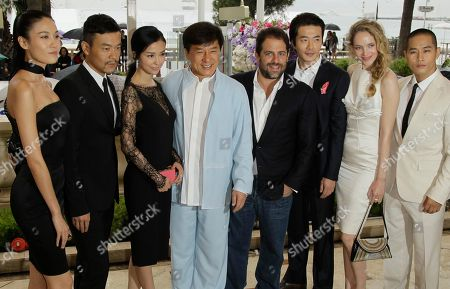 Editorial photo of France Cannes Chinese Zodiac Photo Call, Cannes, France