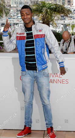 Luis Carlos Guevara Actor Luis Carlos Guevara poses during a photo call for La Playa DC at the 65th international film festival, in Cannes, southern France