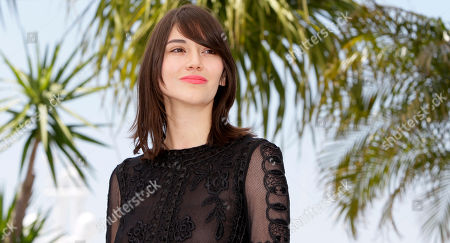 Nathalie Acevedo Actress Nathalia Acevedo poses during a photo call for Post Tenebras Lux at the 65th international film festival, in Cannes, southern France