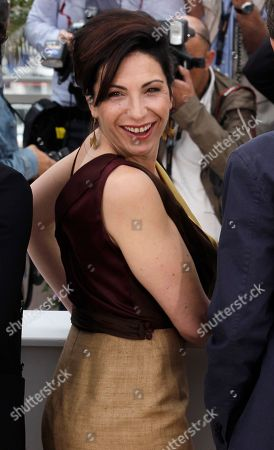 Loredana Simioli Actress Loredana Simioli poses during a photo call for Reality at the 65th international film festival, in Cannes, southern France