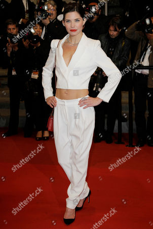 Delphine Chaneac Actress Delphine Chaneac arrives for the screening of Like Someone in Love at the 65th international film festival, in Cannes, southern France