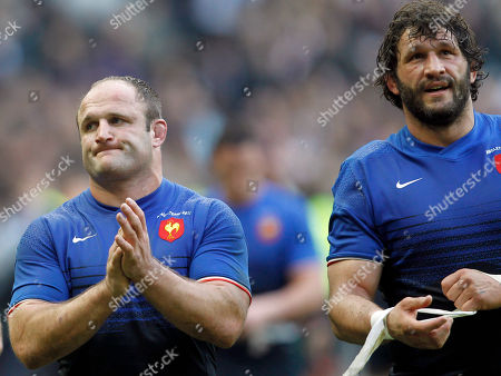 Editorial image of France England Six Nations Rugby, Saint Denis, France