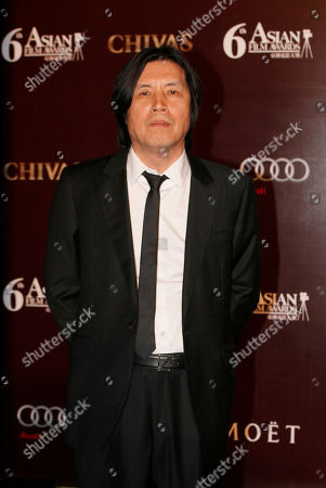 Lee Chang-dong South Korean director Lee Chang-dong poses on the red carpet of the Asian Film Awards in Hong Kong
