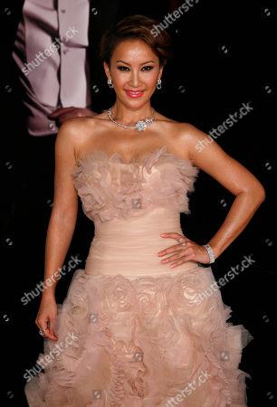 Coco Lee Hong Kong actress-singer Coco Lee poses on the red carpet of the 31st Hong Kong Film Awards in Hong Kong