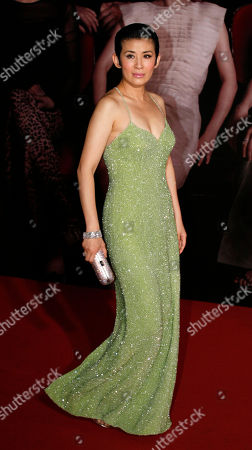 Sandra Ng Hong Kong actress Sandra Ng poses on the red carpet of the 31st Hong Kong Film Awards in Hong Kong