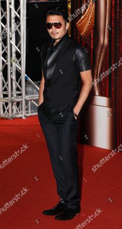 Nicholas Tse Hong Kong actor Nicholas Tse poses on the red carpet of the 31st Hong Kong Film Awards in Hong Kong