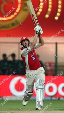 David Hussey Kings XI Punjab's David Hussey plays a shot during the Indian Premier League (IPL) cricket match against Royal Challengers Bangalore in Bangalore, India