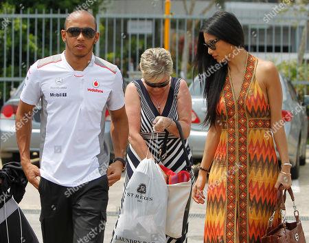 Editorial image of Malaysia F1 GP Auto Racing, Sepang, Malaysia