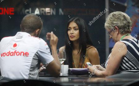 Editorial photo of Malaysia F1 GP Auto Racing, Sepang, Malaysia