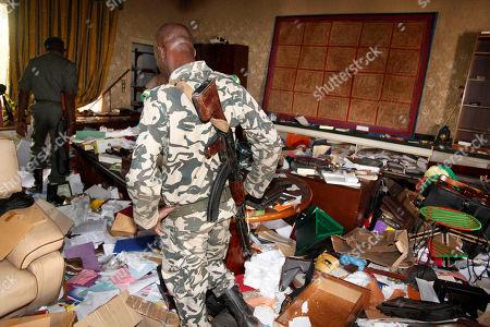 Editorial picture of Mali Coup, Bamako, Mali