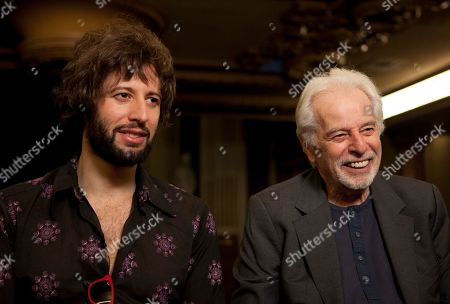 Alejandro Jodorowsky, Adan Jodorowsky Chilean writer and filmmaker Alejandro Jodorowsky, right, and his son, French born-Chilean musician and performer Adan Jodorowsky, attend a joint press conference in Mexico City, . Adan will perform in concert in Mexico City on March 9