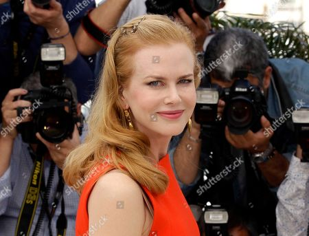 "Nicole Kidman Actress Nicole Kidman poses during a photo call for ""The Paperboy"" at the 65th international film festival, in Cannes, southern France. Kidman is being honored by the New York Film Festival in a gala tribute. The Film Society of Lincoln Center announced Tuesday, Aug. 21, that Kidman will be celebrated at the 50th-annual New York Film Festival. The festival will also honor its longtime director Richard Pena in a second gala"