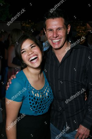 Editorial picture of DVD Launch of Season 1 of 'Ugly Betty' and party, Los Angeles, America - 20 Aug 2007
