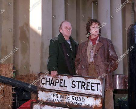 'The Last Train' - Kenneth Colley and Deborah Findlay