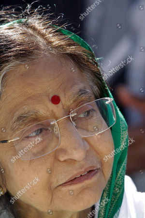 Pratibha Patil Indian President Pratibha Patil at Robben Island prison situated near Cape Town, South Africa, . Patil is on an official state visit to the country
