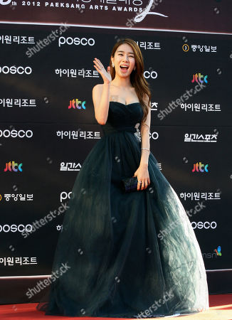 Yoo In-na South Korean actress Yoo In-na waves before the Baeksang Arts Awards in Seoul, South Korea, . The Baeksang Arts Awards are a major film and arts awards ceremony in the country