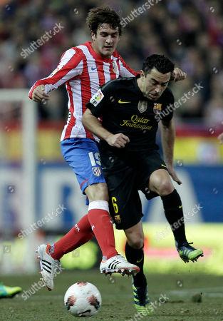 Editorial photo of Spain Soccer La Liga, Madrid, Spain