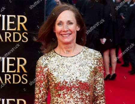 """Laurie Metcalf Actress Laurie Metcalf attending the Olivier Awards at the Royal Opera House in London. Metcalf will perform in the Sharr White play on Broadway, """"The Other Place,"""" previewing Dec. 11, 2012 and opening Jan. 10, 2013 in New York"""