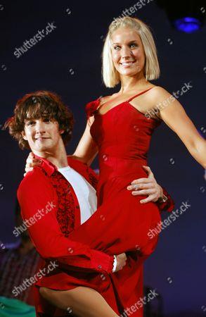 Miria Parvin (Ariel Moore) and Tommy Sherlock (Ren McCormack)