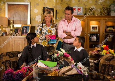 Editorial image of 'Coronation Street' TV Series - Sep 2016