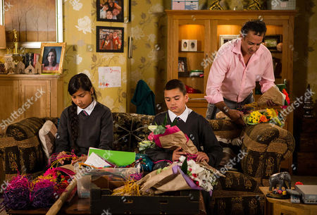 Editorial picture of 'Coronation Street' TV Series - Sep 2016