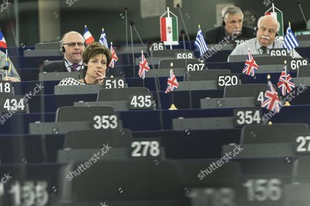 Editorial picture of France EU, Strasbourg, France - 26 Oct 2016